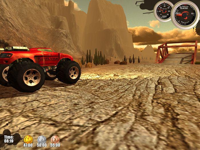 Demos: PC: Monster Trucks Nitro Demo | MegaGames