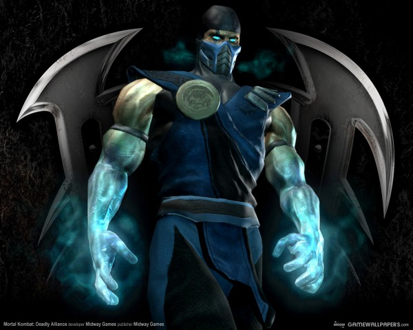 Mortal Kombat 'Sub-Zero' Gameplay Trailer