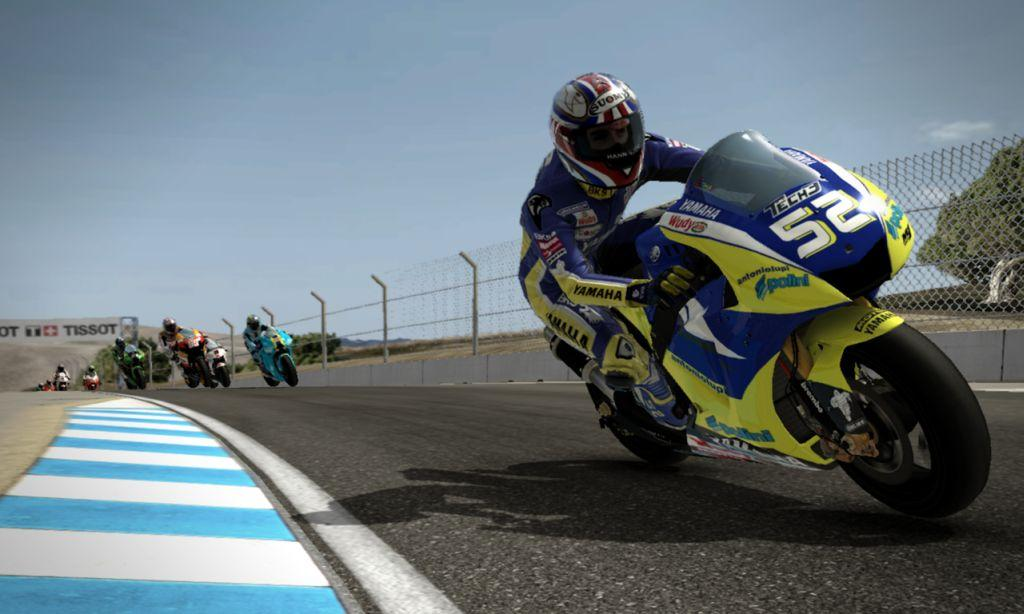 Game Patches: MotoGP 08 v1.1 US patch | MegaGames