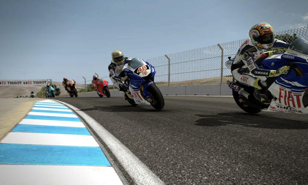 Game Patches: MotoGP 08 v1.1 US patch   MegaGames