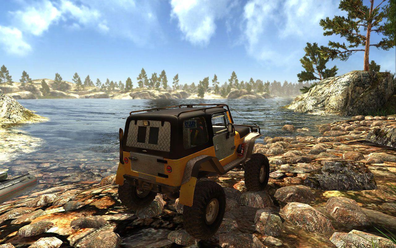off road vehicle games