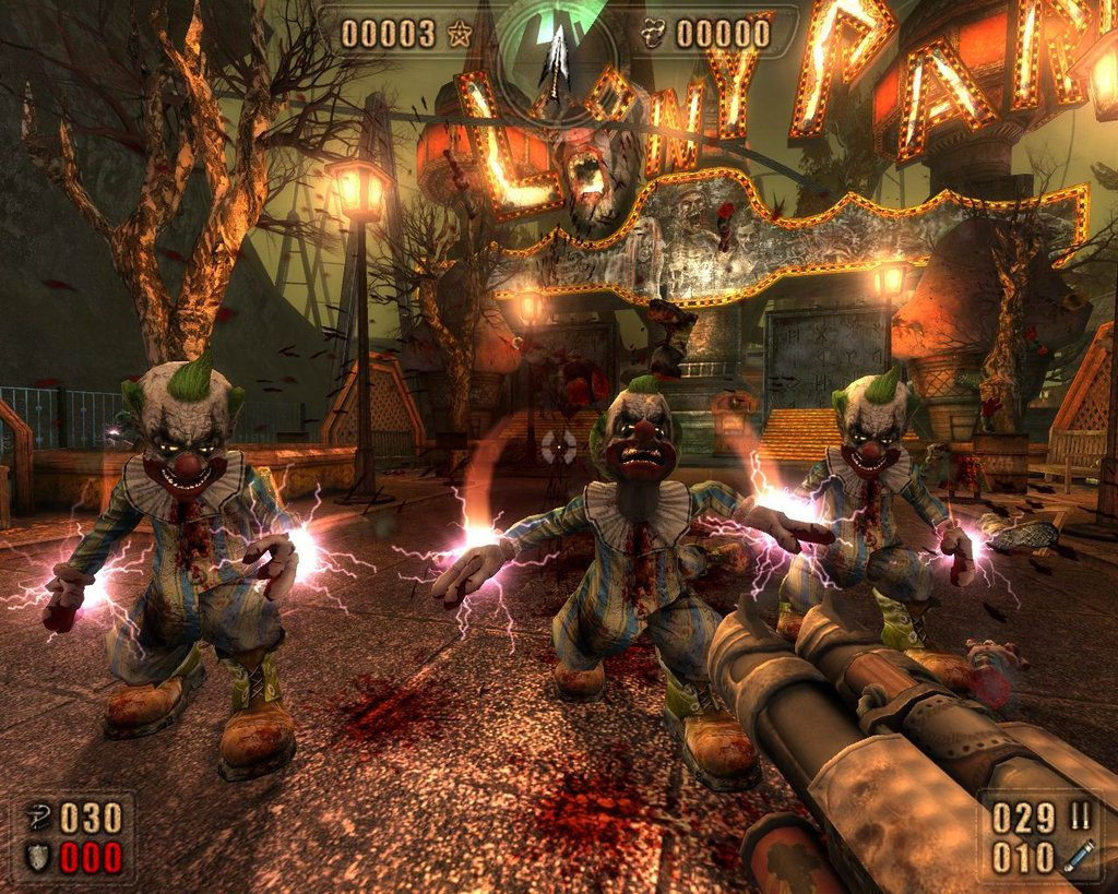 Painkiller Resurrection (PC) 2009