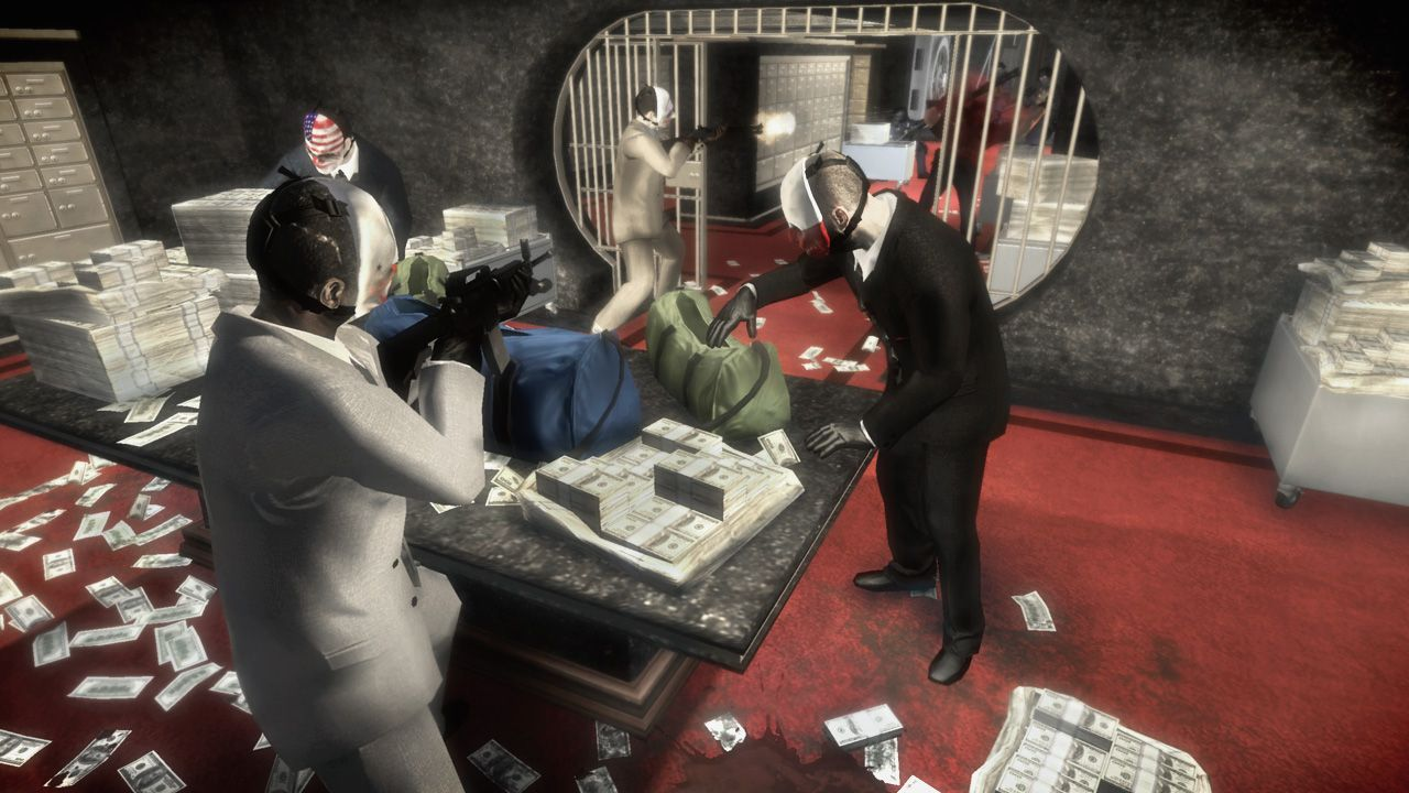 Game Fix / Crack: Payday: The Heist v1.0 All No-DVD