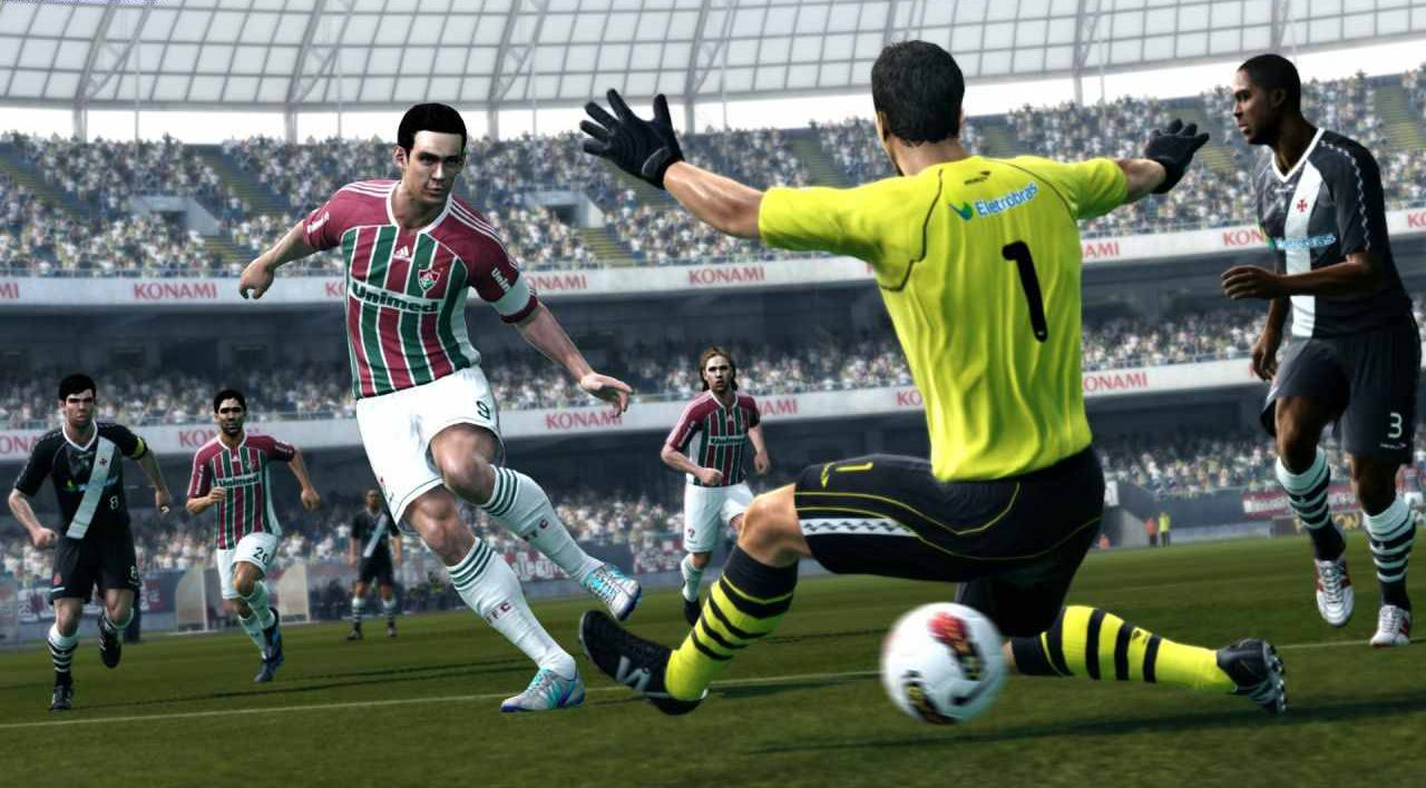 Pro Evolution Soccer 2013 'Demo Announcement' Trailer