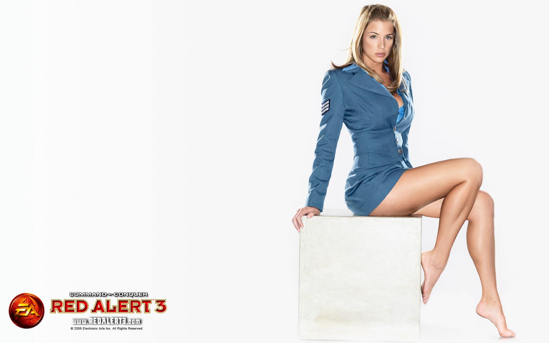 News Gemma Atkinson To Play Eva In Red Alert 3 Megagames