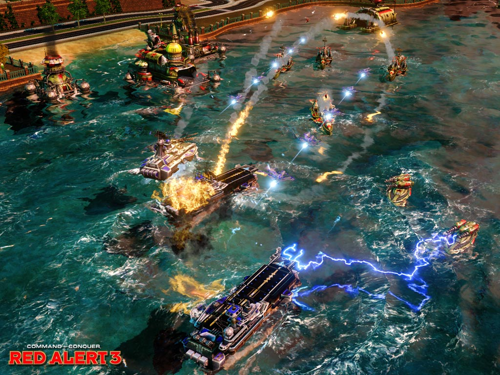 Game Patches: Command & Conquer: Red Alert 3 Patch 1.11