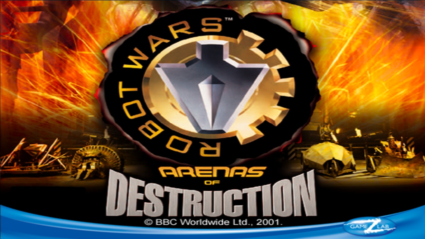 robot wars arenas of destruction download pc
