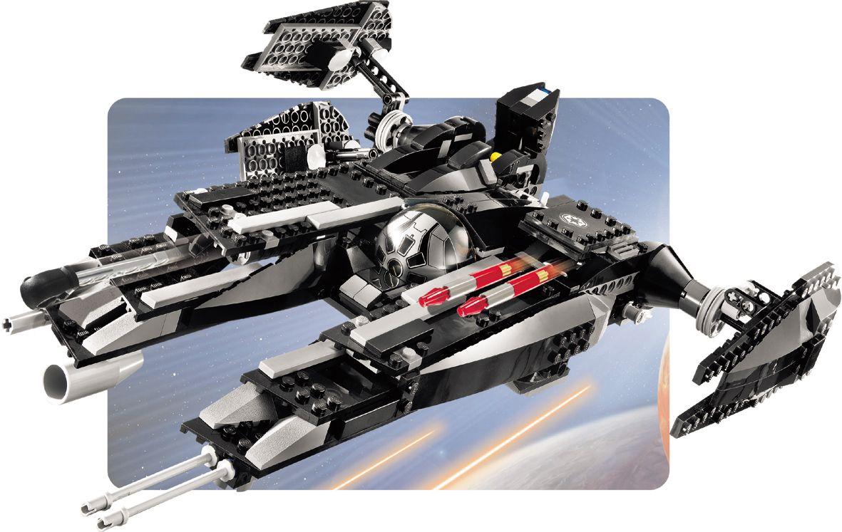 Star wars rogue shadow titanium