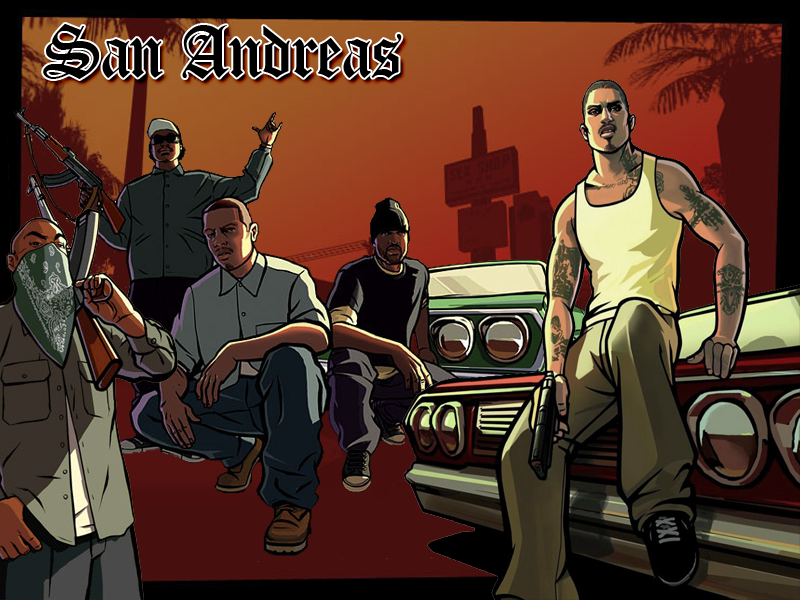 News: GTA: San Andreas Update Removed Songs And Corrupted