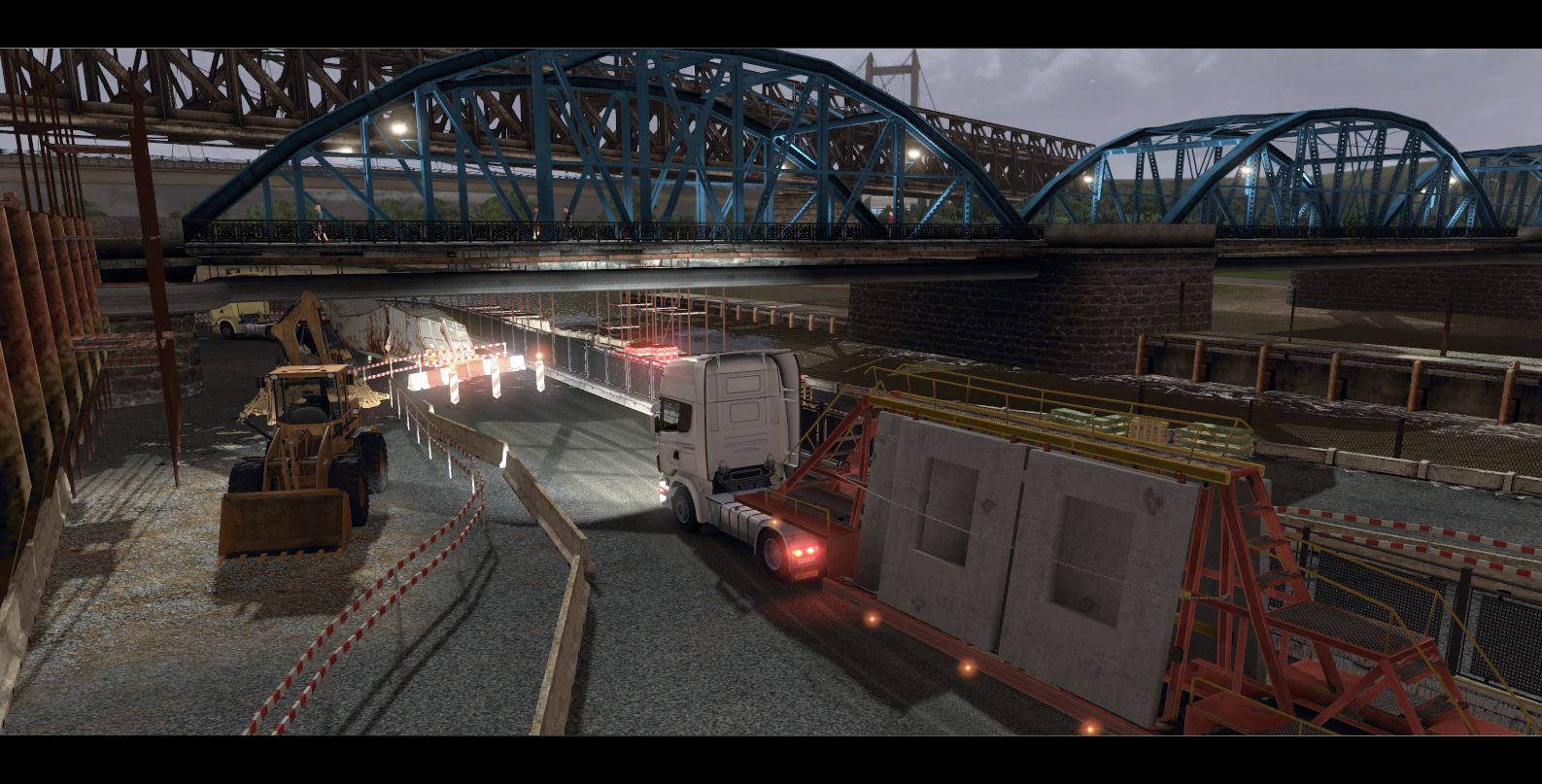 Scania truck driving simulator patch 1.5 0 crack download
