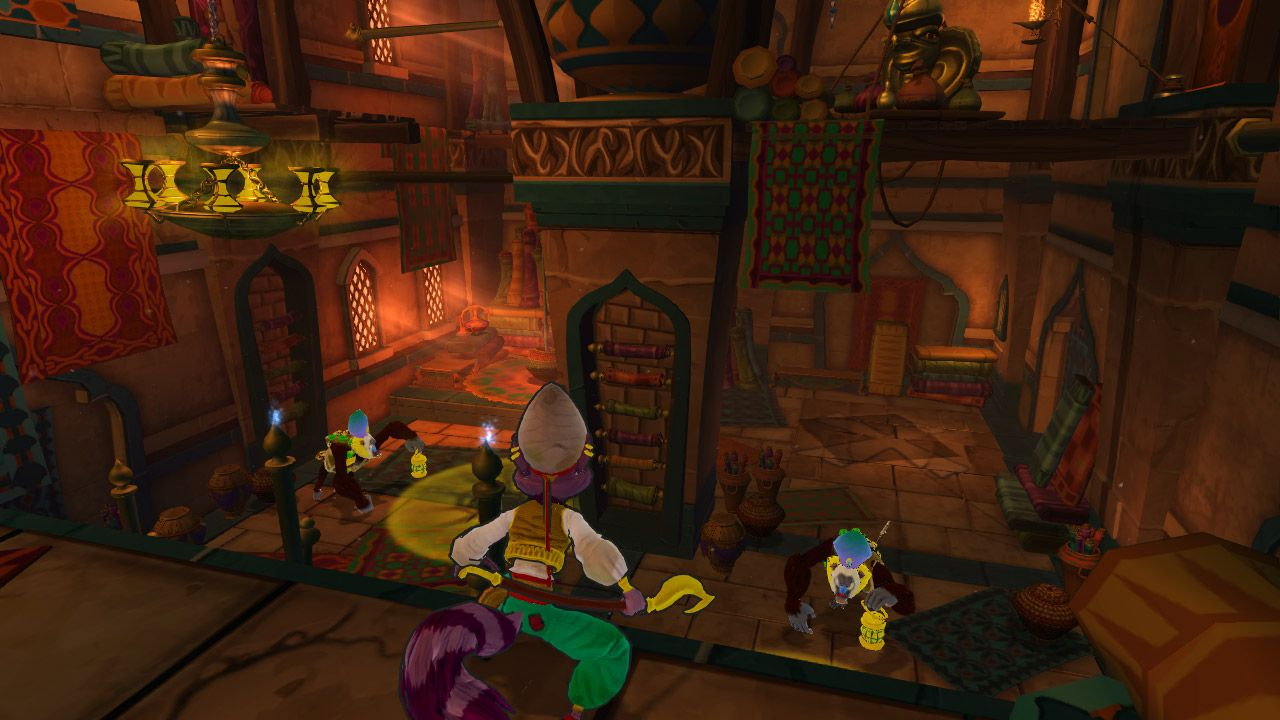 Video trailer sly cooper thieves in time launch trailer
