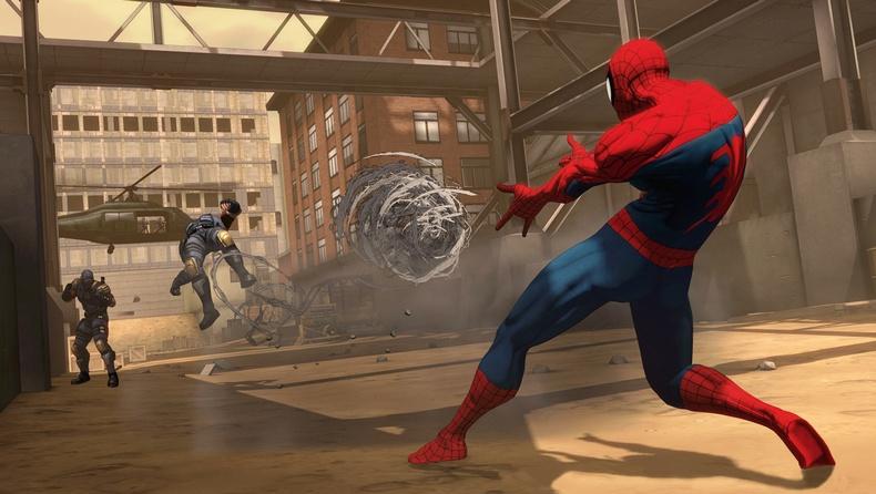 Скачать Трейнер Для Spider Man Shattered Dimensions - фото 7