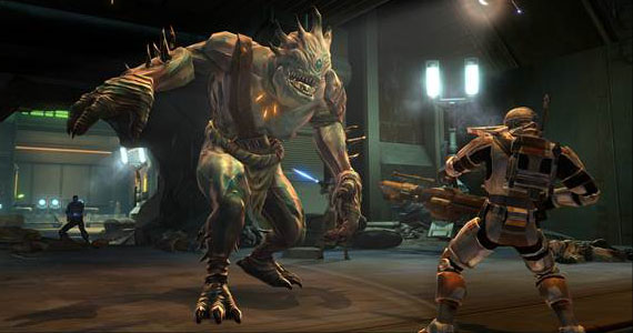 Video / Trailer: Star Wars: The Old Republic 'Galactic ...
