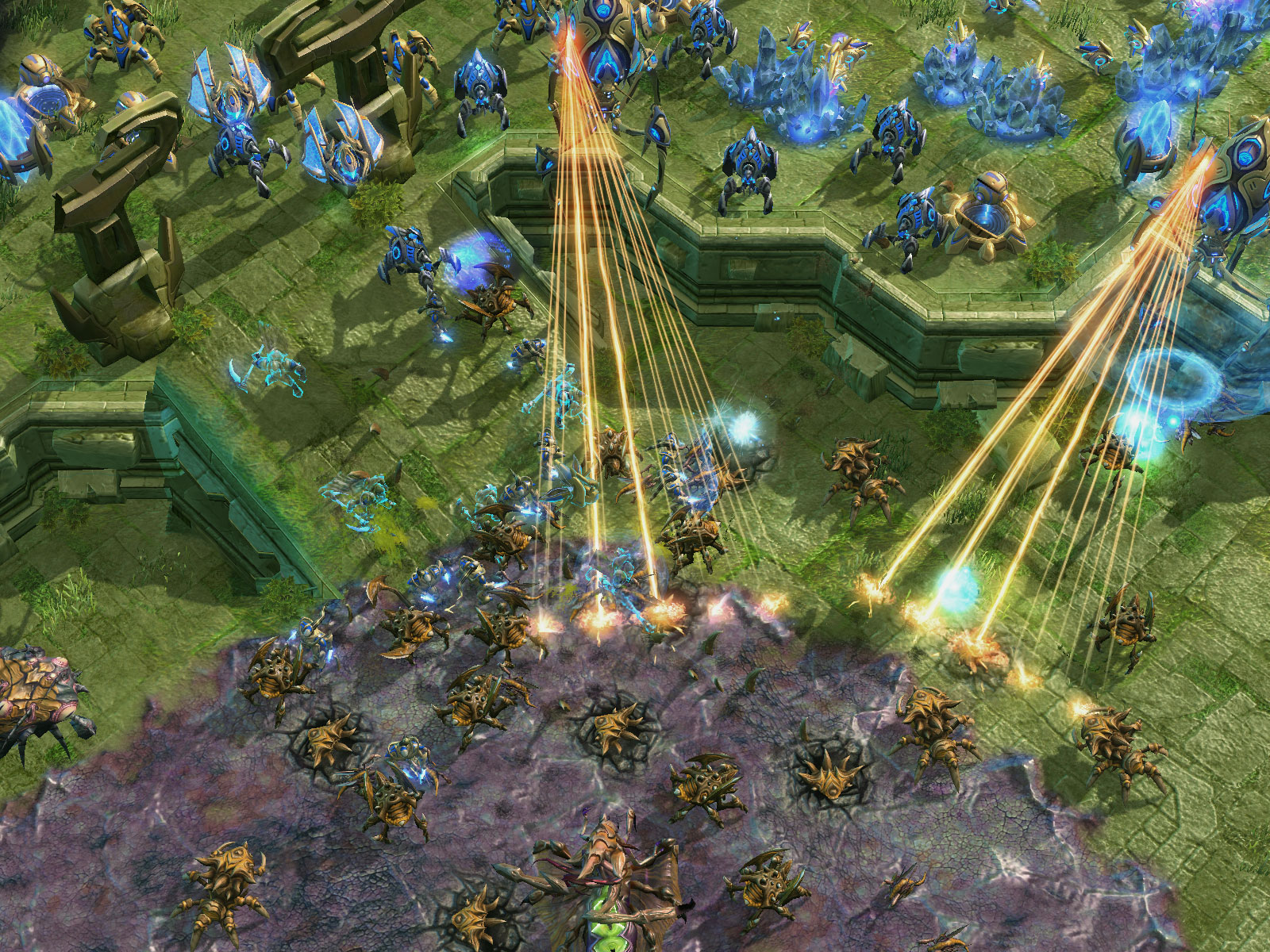 Game Patches: StarCraft 2: Wings of Liberty Patch v1 1 1