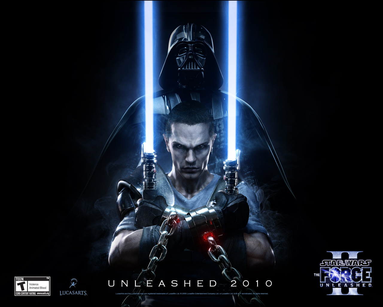 games star wars the force unleashed 2 megagames. Black Bedroom Furniture Sets. Home Design Ideas
