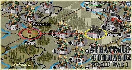 Matrix games strategic command classic: wwi screenshots.