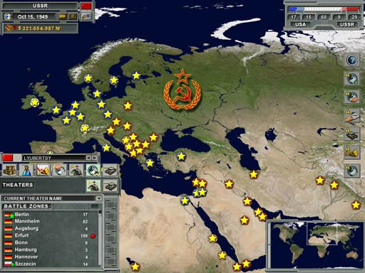 Game Patches: Supreme Ruler: Cold War Patch V7.2.1