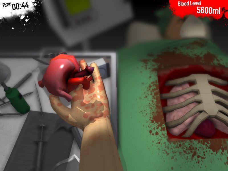 freeware    freegame  surgeon simulator 2013 free full game