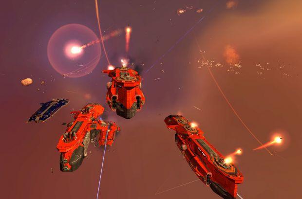 Mods Homeworld 2 Homeworld 2 Tactical Fleet