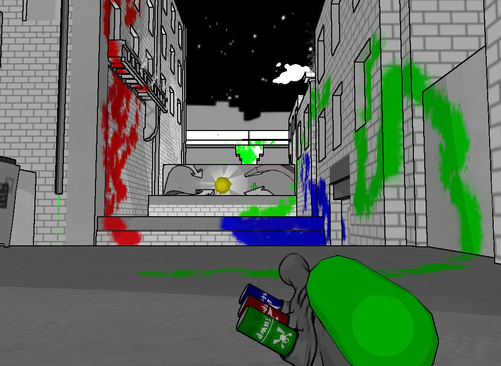 Freeware / Freegame: Tag: The Power of Paint Free Full Game | MegaGames