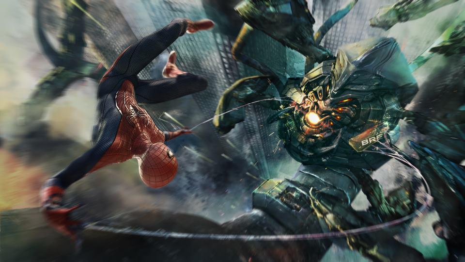 amazing spider man skidrow