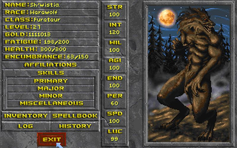 Freeware Freegame The Elder Scrolls Ii Daggerfall Full