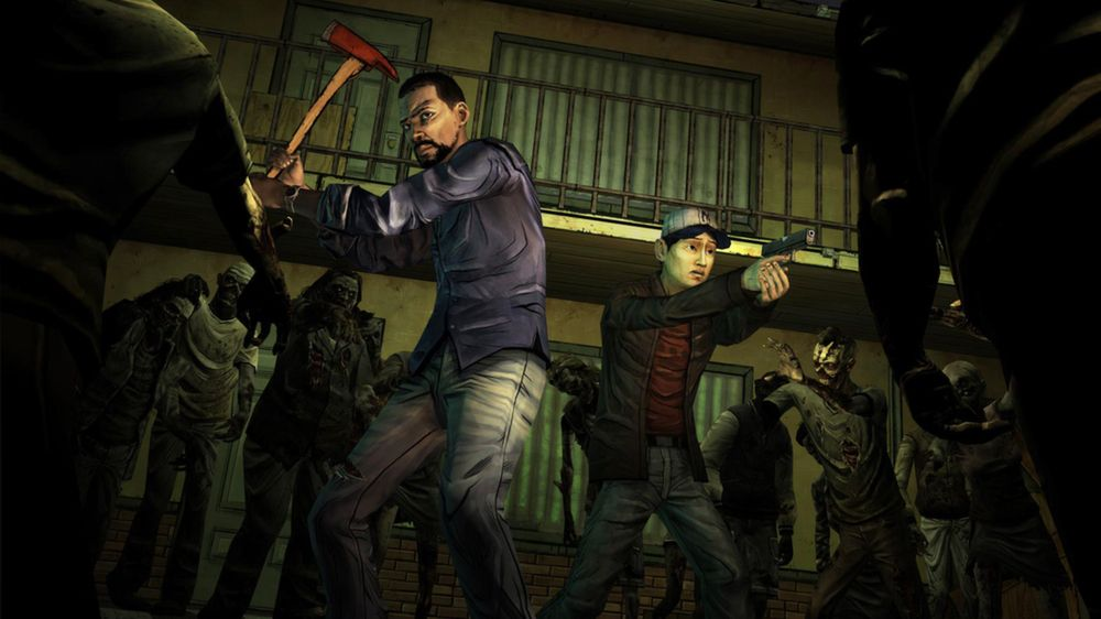 how to download walking dead game for free pc