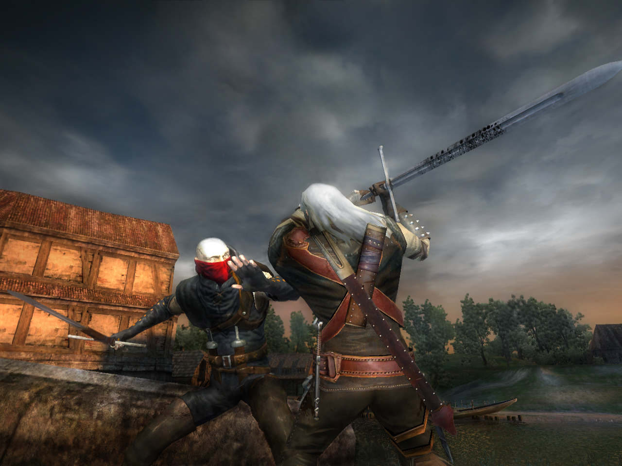 Game Patches: The Witcher - The Witcher Enhanced Edition