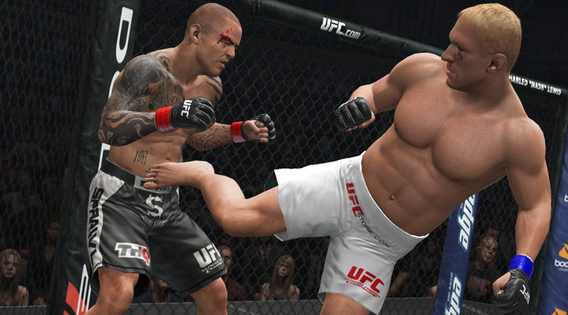 3 Game Undisputed UFC Cheats: | MegaGames