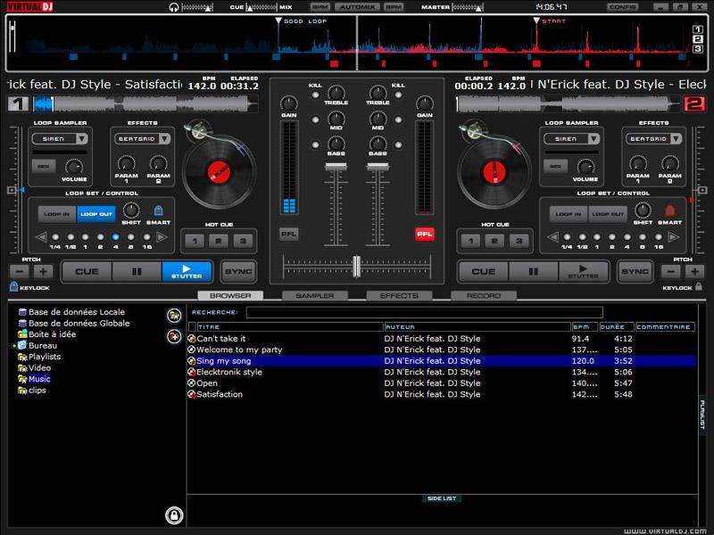 S: : Atomix Virtual DJ v5 | MegaGames