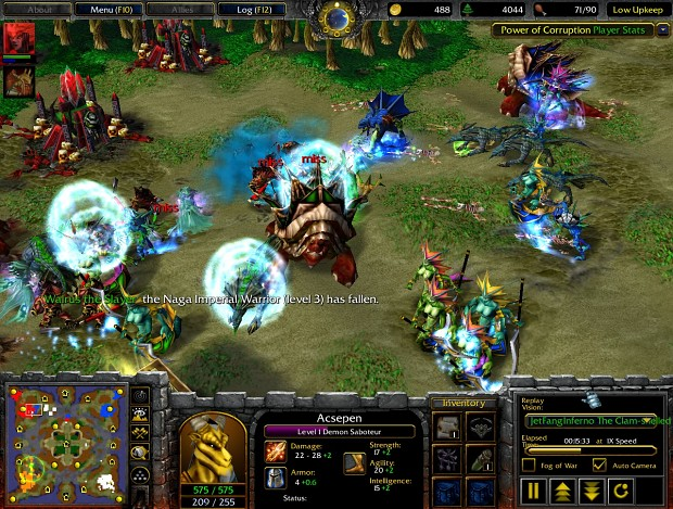 Warcraft iii - nirvana mod - 2 youtube.