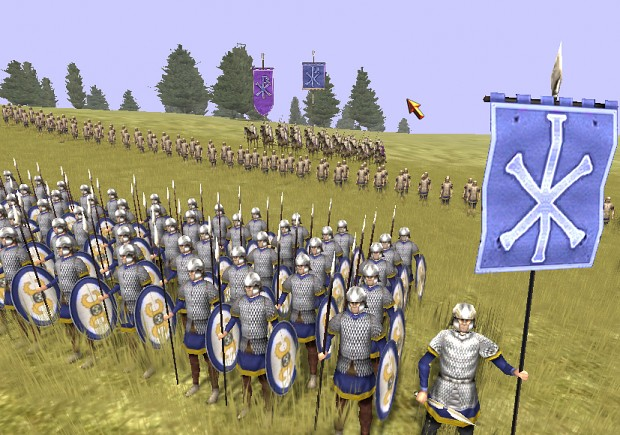 persian invasion rome total war