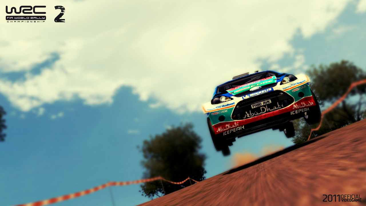 Car Customizing Games >> Game Patches: WRC 2 - FIA World Rally Championship 2011 ...