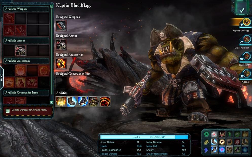 warhammer 40k dawn of war 2 retribution cheats