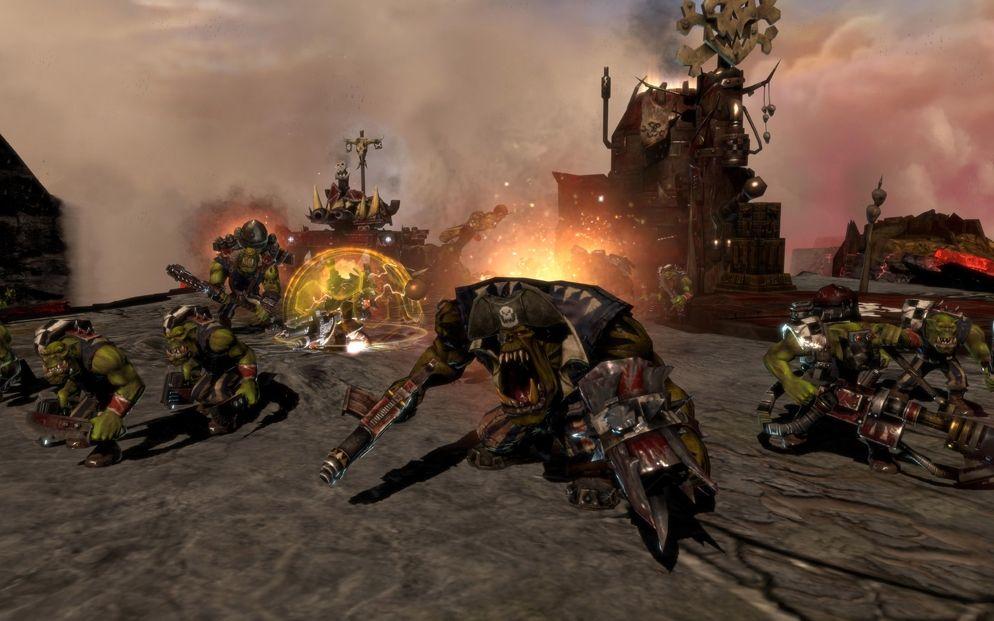 dawn of war 2 retribution crack skirmish