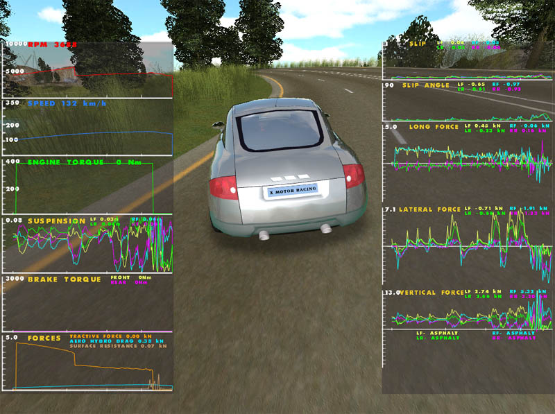 Demos: PC: X Motor Racing Demo v1.08.3 | MegaGames
