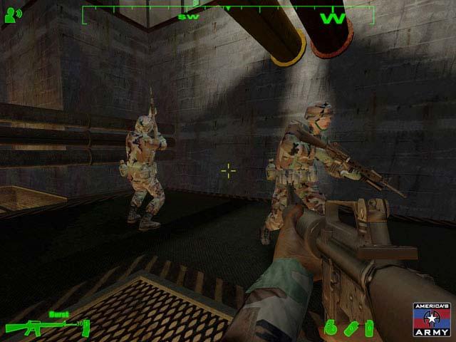 Demos: PC: America's Army: Operations v1.6.0 [Full Version] | MegaGames