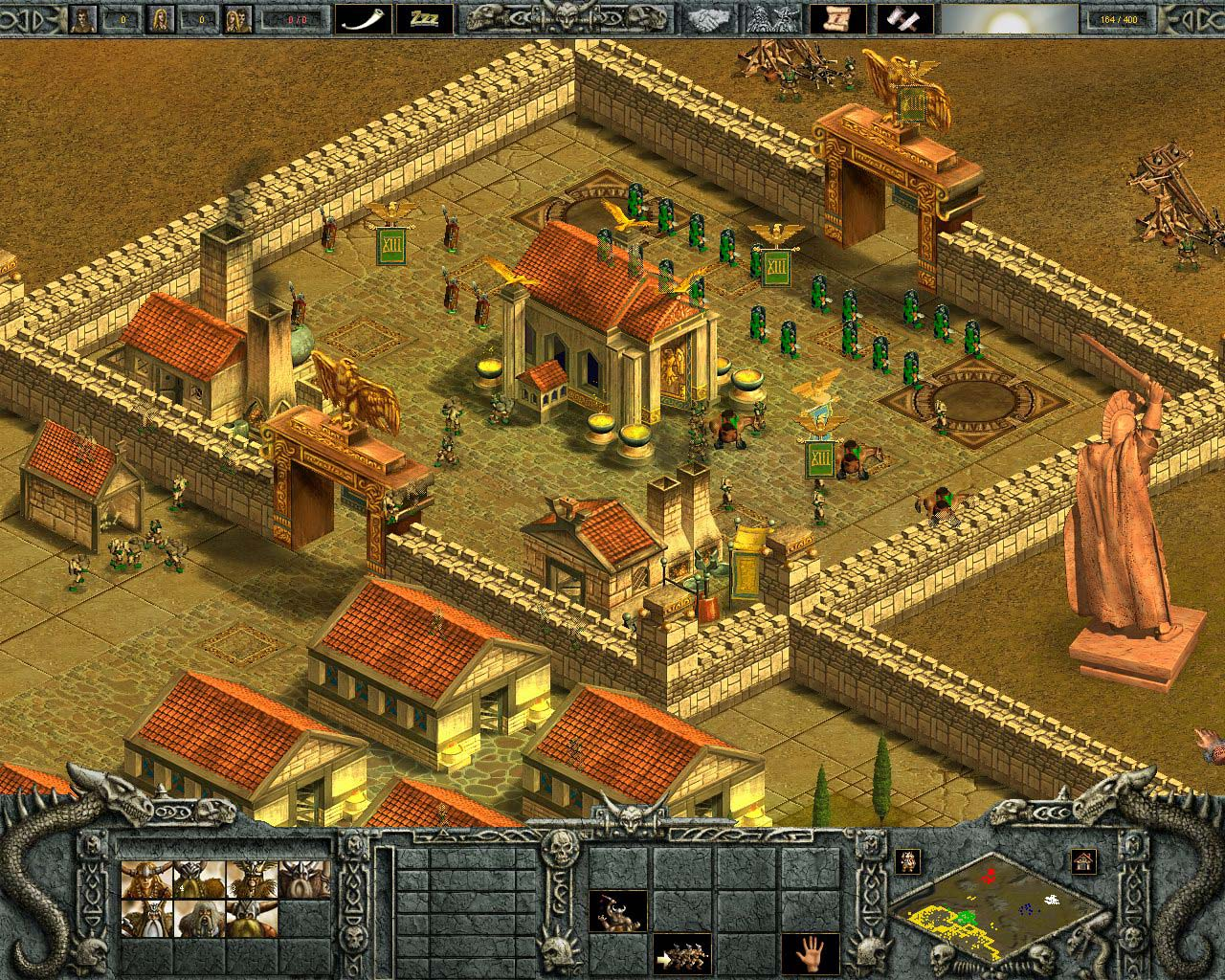 Game Fix / Crack: Against Rome V1.0 ENG NoDVD NoCD