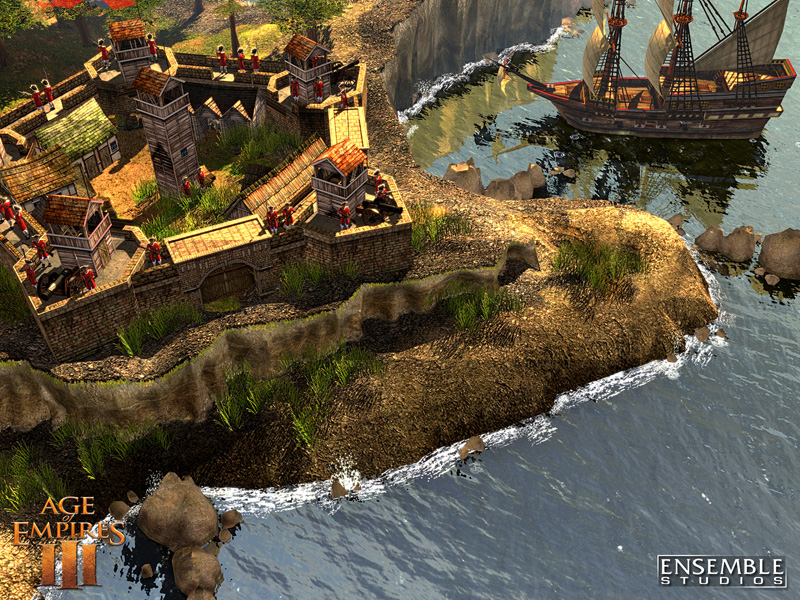 Game Patches: Age of Empires III 1.07 Patch | MegaGames