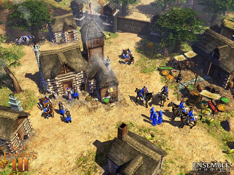 Demos: PC: Age of Empires III Demo | MegaGames
