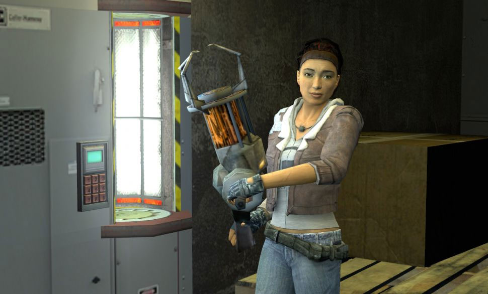 Half-Life: Alyx is now playable without VR via a debug mod