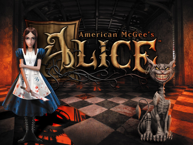 Alice In Wonderland Games: Game Cheats: American McGee's Alice