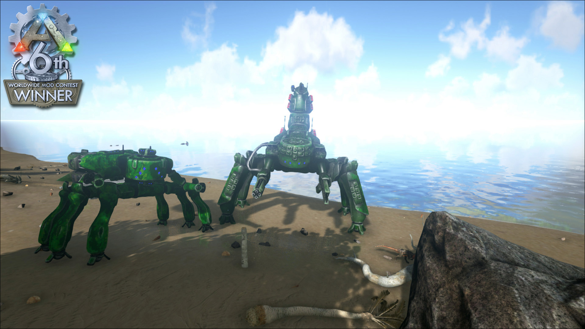 News: Wildcard will pay ARK modders to finish their mods