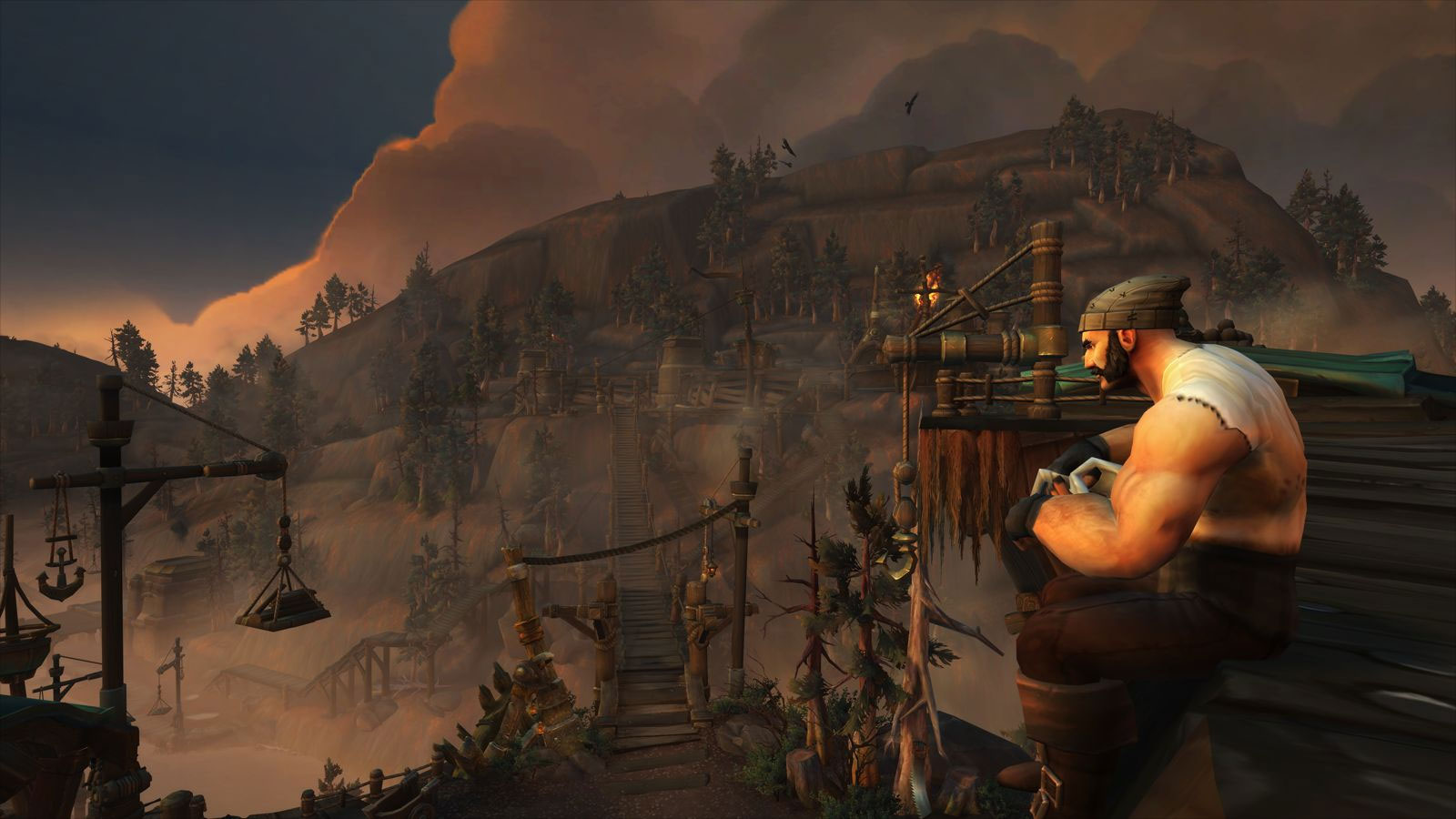 World of Warcraft's latest gargantuan patch adds cross-realm PVP and communities