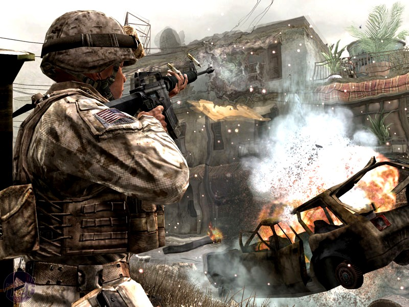 Call of duty 4 1. 6 patch information torrentsdrop.