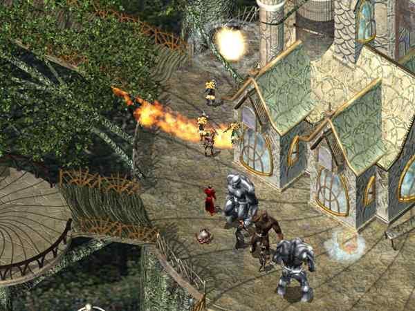 Games Baldur S Gate Ii Shadows Of Amn Megagames