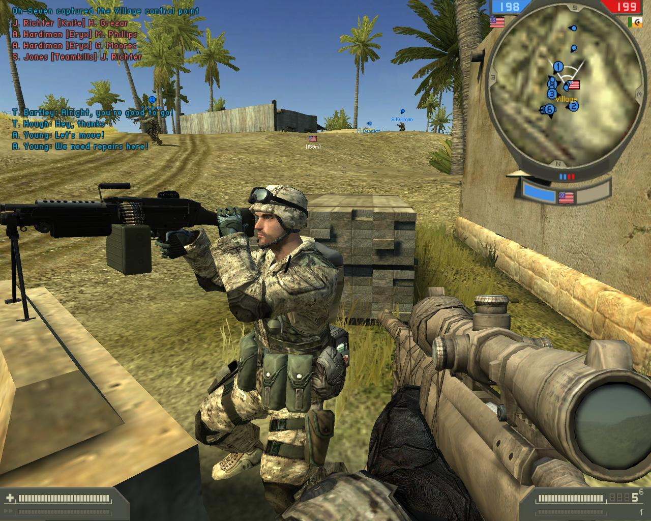 Game mods: battlefield 2 single player 64 maps mod | megagames.