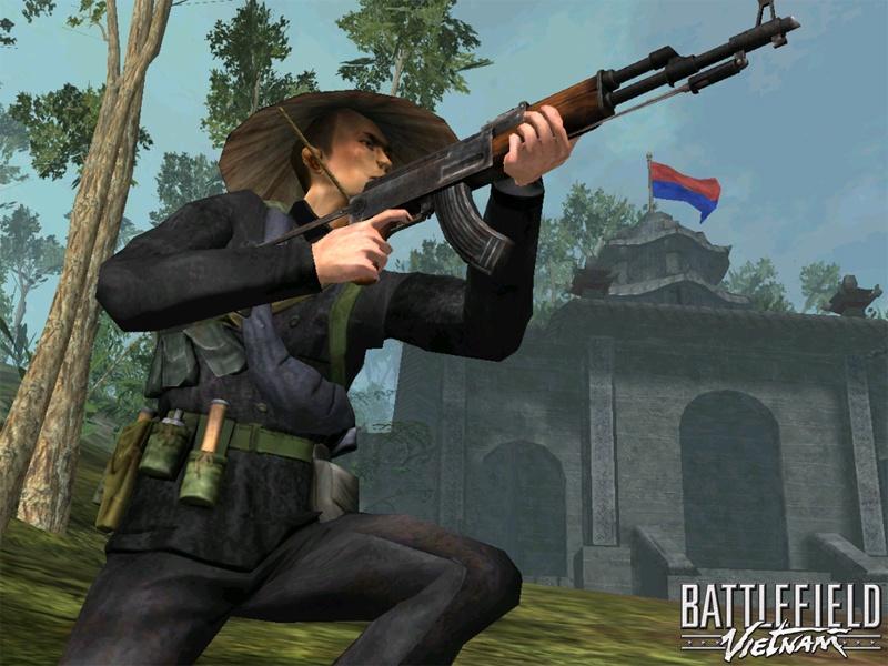 M21 from battlefield: vietnam for gta san andreas.