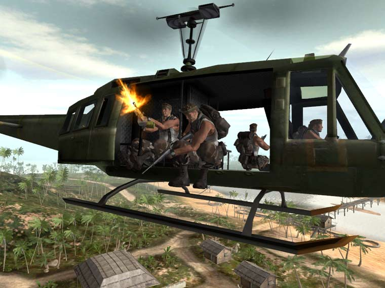 Game patches: battlefield vietnam v1. 1 patch | megagames.