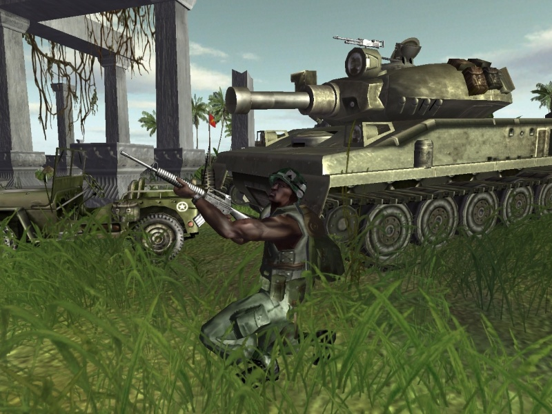 Battlefield vietnam game mod battlefield balkan 1991-1995 v. 7.